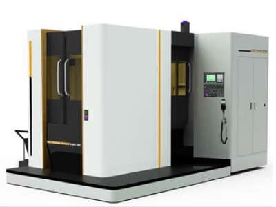 Horizontal CNC Machining Center (HMC)