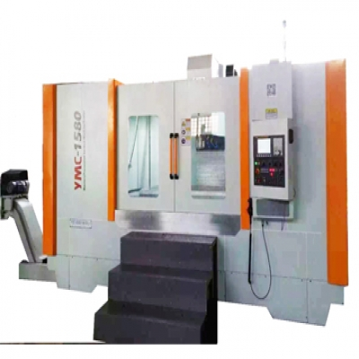 Box Guide Rails Vertical CNC Machining Center YMC-1370~YMC-2511